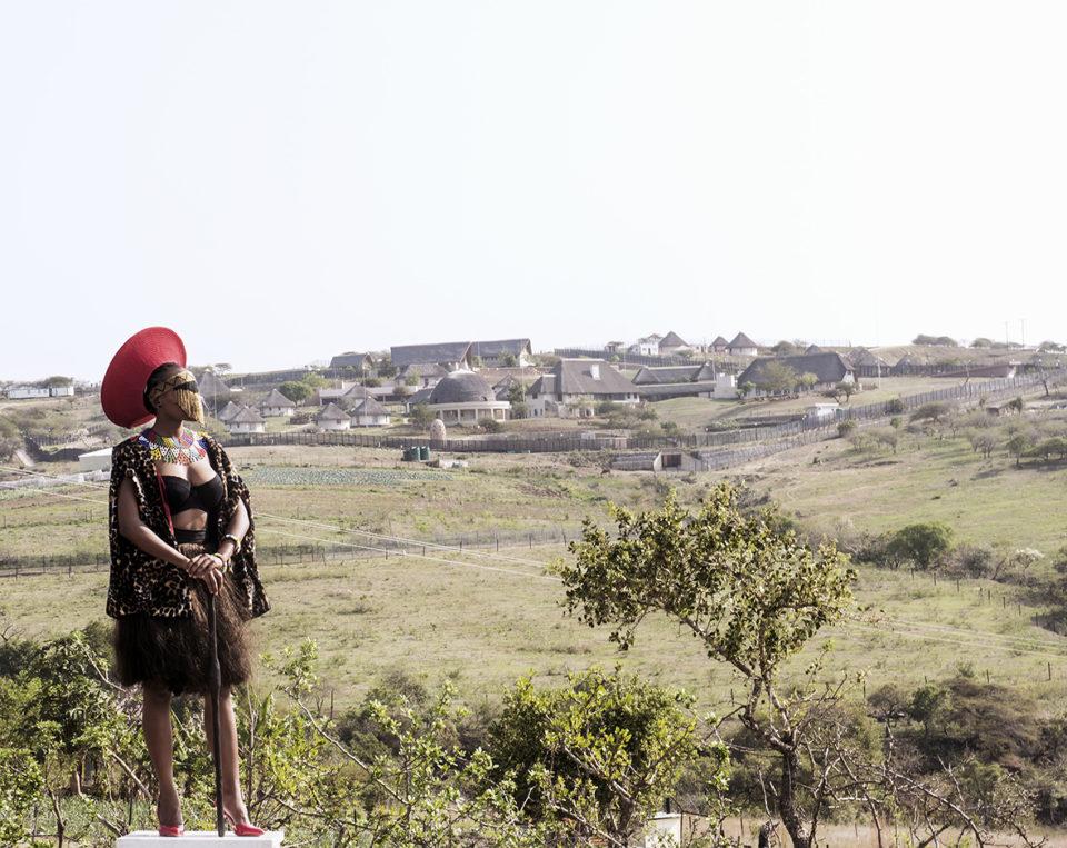 Sethembile Msezane- Amanza Mtoti (2016) LR