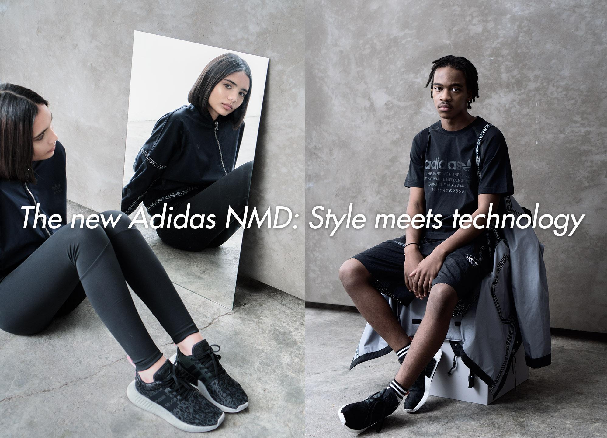 Adidas NMD 17 X Bubblegum Club banner